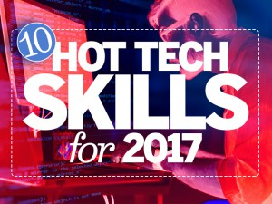 IT skills that employers need in 2017