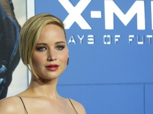 Nude photos of Jennifer Lawrence were leaked to 4Chan