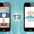 Native or Web App? Integrating Software Applications Across Platforms